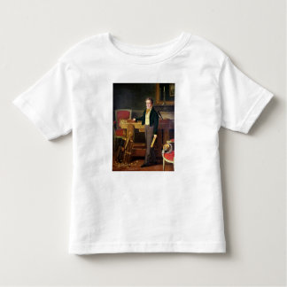 Portrait presumed to be Alfred de La Chaussee Toddler T-shirt