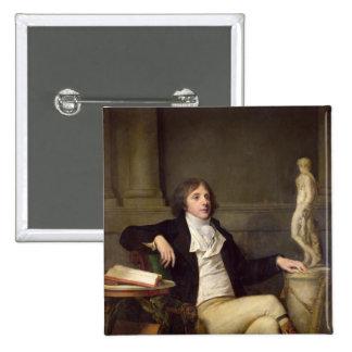 Portrait presumed to be Auguste Louis Button