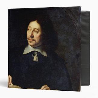 Portrait presumed to be Etienne Delafons, 1648 Binder