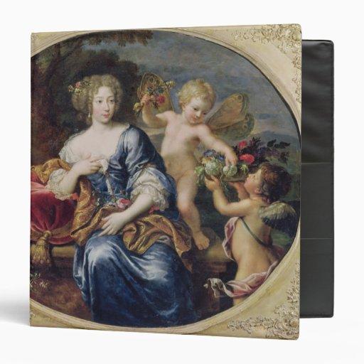 Portrait presumed to be Francoise-Athenais Binder
