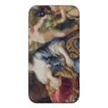 Portrait presumed to be Francoise-Athenais iPhone 4/4S Cases