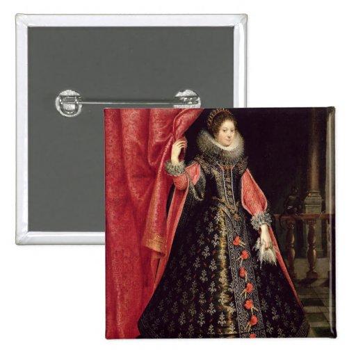 Portrait presumed to be Henrietta Maria of Button
