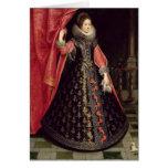Portrait presumed to be Henrietta Maria of Card