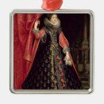 Portrait presumed to be Henrietta Maria of Metal Ornament