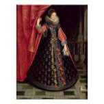 Portrait presumed to be Henrietta Maria of Poster