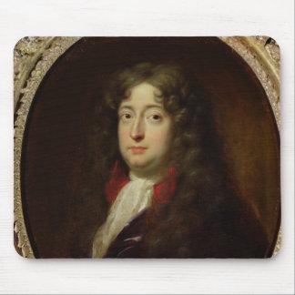Portrait presumed to be Jean Racine Mouse Pad