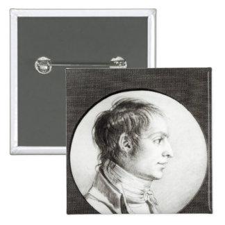 Portrait presumed to be Joseph Bonaparte Button