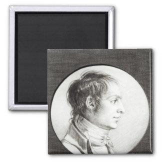 Portrait presumed to be Joseph Bonaparte Magnet