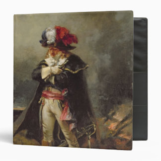 Portrait presumed to be Lazare Carnot  1872 3 Ring Binder