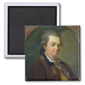 Portrait presumed to be magnet