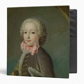 Portrait Presumed to be of the Duke of Tresme Binder