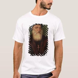 Portrait presumed to be of Vasco da Gama  c.1524 T-Shirt