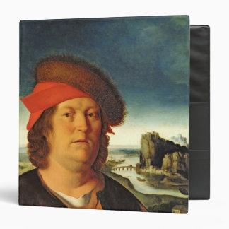 Portrait presumed to be Paracelsus Binder