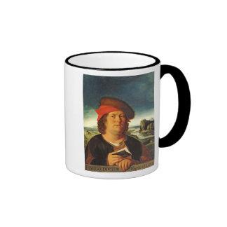 Portrait presumed to be Paracelsus Mug