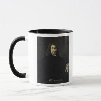 Portrait, presumed to be Rene Descartes Mug