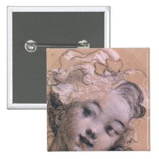 Portrait presumed to be Rosalie Button