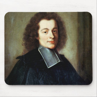 Portrait presumed to be Voltaire  as a young man Mouse Pad