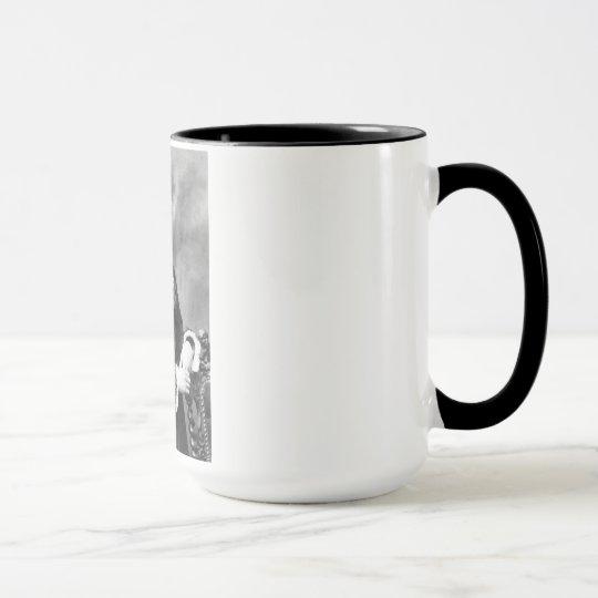 "PORTRAIT ""QUIRINE"" (1880s) Mug"