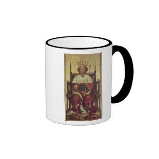 Portrait Richard II 'The Westminster Portrait' Ringer Mug