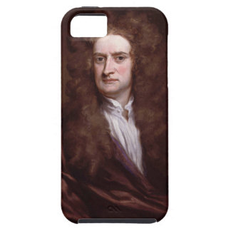 Portrait Sir Isaac Newton by Sir Godfrey Kneller iPhone 5 Cover
