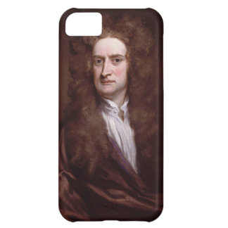 Portrait Sir Isaac Newton by Sir Godfrey Kneller Cover For iPhone 5C
