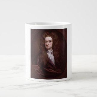 Portrait Sir Isaac Newton by Sir Godfrey Kneller Large Coffee Mug