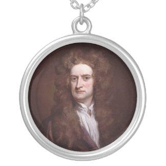Portrait Sir Isaac Newton by Sir Godfrey Kneller Custom Jewelry