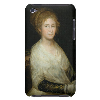 Portrait thought to be Josepha Bayeu (d.1812) wife iPod Case-Mate Case