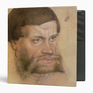 Portrait thought to be of John the Steadfast 3 Ring Binder