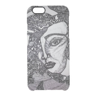 Portrait Uncommon Clearly™ Deflector iPhone 6 Case