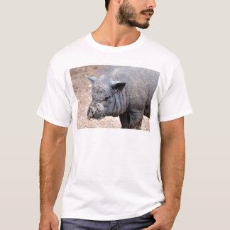 Portrait Vietnamese potbellied pig T-Shirt