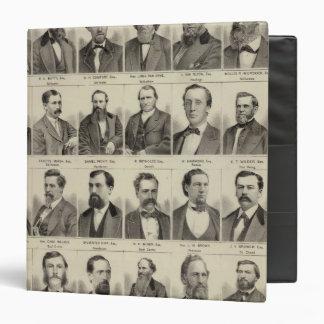 Portraits of Attorneys, Minnesota Vinyl Binders