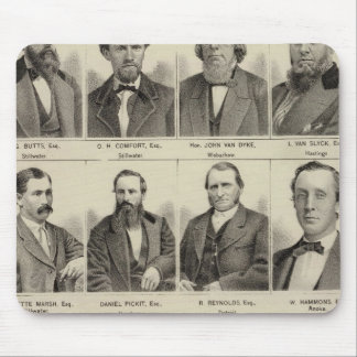 Portraits of Attorneys, Minnesota Mousepads