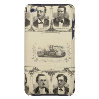 Portraits of Citizens of Cass County Barely There iPod Cover