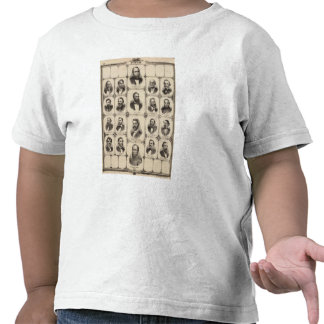 Portraits of Citizens of Polk County T Shirt