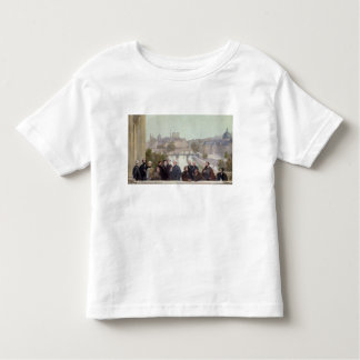 Portraits of French artists and authors Toddler T-shirt