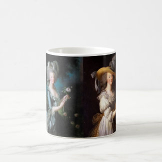 PORTRAITS OF MARIE ANTOINETTE COFFEE MUG