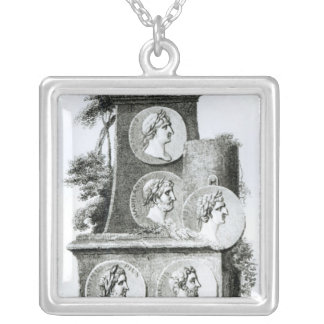 Portraits of Roman Emperors from Pendant