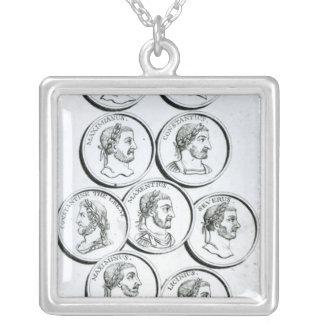 Portraits of Roman Emperors Pendants