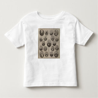 Portraits of Saml Hanna, Peter Heller T-shirt