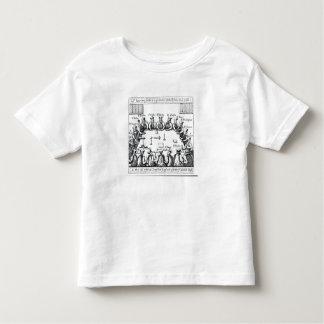 Portraits of the Jesuits and Priests T Shirt