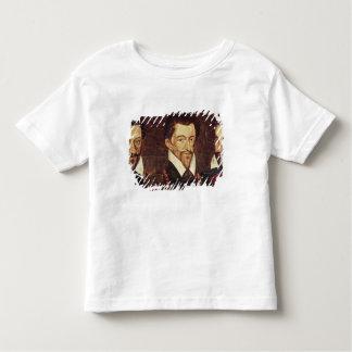 Portraits of Three Dukes of Guise Tee Shirt