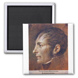 Porträt Eugène Beauharnais By Appiani Andrea Refrigerator Magnets