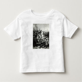 Portrayal of Napoleon as the Conquering Hero Toddler T-shirt