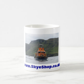 Portree Lifeboat Coffee Mug