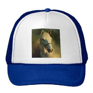 portriat del caballo gorras