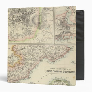 Ports and Harbours On The East Coast of Scotland 3 Ring Binder