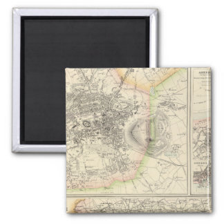 Ports and Harbours On The East Coast of Scotland Magnet