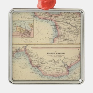 Ports and Harbours on the South Coast of England 2 Ornament