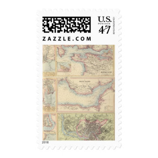 Ports and Harbours on the South Coast of England 2 Postage